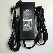 New Genuine Hp Elite Book 8540p Series 180w Ac Power Adapter Charger