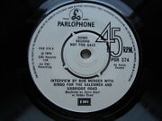 'ringo Starr 45 Demo ' Interview By Bob Mercer / Only You ' Rare