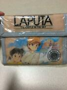 Laputa The Castle In The Sky Fold Wallet Ghibli Collectible Anime Movie Japan