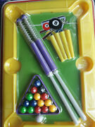 Ja-ru 20209 // And039sportand039 Pool Table Game // Table With Legs // Age 4+ //