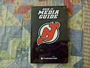 2010-11 New Jersey Devils Media Guide Yearbook 2011 Press Book Program Hockey Ad