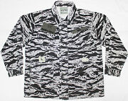 Wtaps Tiger Stripe Camo Camouflage Special Edition Military Army M-65 Jacket