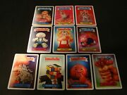 Garbage Pail Kids Flashback Series 1 Motion Cards Complete Your Sets 1-10