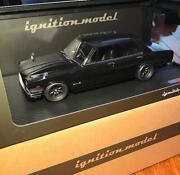 Ignition Model Nissan Skyline Diecast Model Car Collectible Rare 1/18 Gt-r F/s