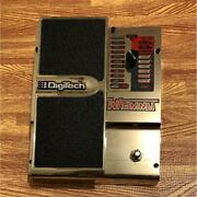 Digitech Whammy Pedal Music Collectible Tool 20th Anniversary Model Japan