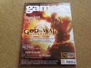 Issue 122 Games Magazine 2012 Resident Evil 6 God Of War 4 Lost Planet Ps3 Xbox