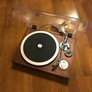 Micro Brand Maker Record Player Rare Collectible Dd-8 Music F/s Japan Hobby