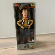 D23 Expo Toy Story Talking Woody Figure Doll 400 Limited Rare Collectible