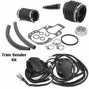 803097t1 Complete Transom Seal Kit With Tools Alpha One Special Kit