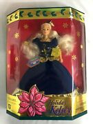 1996 Holiday Kelsey Doll 1213 New - Still In Box/never Opened