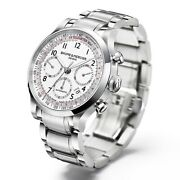 New Baume And Mercier Capeland 10061 42mm Automatic Menand039s Watch