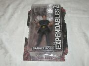 Diamond Select Toys The Expendables 2 Barney Ross With Hat Rare Version Figure