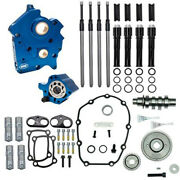 Sands M8 Cam Plate Oil Pump Kit Package Black 475g Gear Harley Touring Softail W
