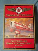 Wings Of Texaco 1930 Travel Air Model R Mystery 5th In The Series Coin Bank