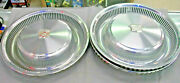 Vintage Used 1970and039s Cadillac 15 Wheel Covers Set Of 4 Hubcaps