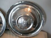 1951 1952 Plymouth Hubcaps Mopar Wheel Covers 15