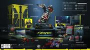 Cyberpunk 2077 Collectorand039s Edition Ps4 Preorder Sold Out With Steel Book