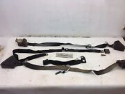 73-79 Ford Truck F250-f350 Super Cab Camper Special Front Bench Seat Seat Belts