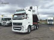 To Fit Volvo Fm Series 2 And 3 Globetrotter Roof Bar + Spots + Beacons + Air Horns