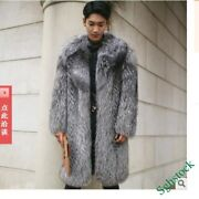 Winter Warm Menand039s Faux Fur Clothing Thick Casual Coat Jacket Outwear Cns-6xl Sz