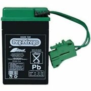 Replacement Battery For Peg Perego John Deere Utility Tractor Original 6v