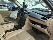 2008-2014 Cadillac Escalade Tan Leather Front/rear Seats 2nd 3rd Row W/console