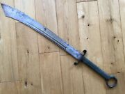 A Chinese Sword For Collector