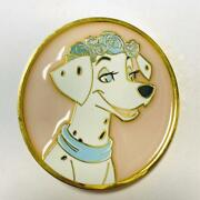 101 Pin Collectible Rare Disney Movie Collection 35 Limited Model Dog Padita F/s
