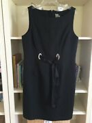 Ladies Little Black Dress Size 14 By Taylor Semi Formal Cocktail