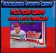 2019 Topps Series 2 Singles Stars Sps And Parallels Pick Your Cards