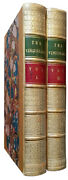 1858 - Thackeray W.m. The Virginians. First Edition.
