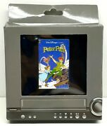 2019 Disney Peter Pan Vhs Tape Pin Le 1500 Made Mint