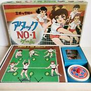 Attack No.1 Game Vintage Old Model Toy Japanese Anime Comic Manga Rare F/s