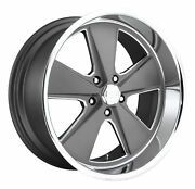 Cpp Us Mags U120 Roadster Wheels 20x9.5 + 20x10.5 Fits Chevy Caprice Impala Ss