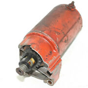 Briggs Motor-starter Taken Off Engine And Stratton Bs-498148-used