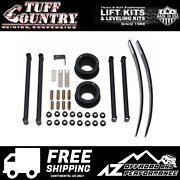 Tuff Country 3 Lift Spacer Leaf Control Arms 94-01 Dodge Ram 1500 4wd 33910