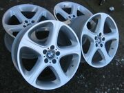 Set Of Genuine Factory E53 X5 20 Style 87 20x10.5 20x9.5 In Showroom Condition