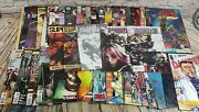 Mixed Comic Book Lot Of 42 Moden Dark Horse Maxx Jack Fables Ghost Thunderbolt