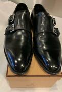 John Lobb Naseby Men's Shoes Business Black Color Used Size Us8.5 F/s From Japan
