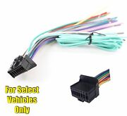Car Stereo Wire Harness Plug For Pioneer Avh-p2400bt P3400bh P4400bh P8400bh +