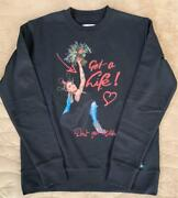 Vivienne Westwood Sweat Pullover Rare Collectible Size Small S Black F/s