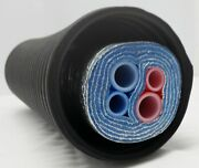 275 Ft Of Commercial Grade Ez Lay 5 Wrap Insulated 21 2 3/4 Ob Pex Tubing