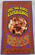 60s Rock Experience Various Artists 2005 3 Cd Set 59 Songs Booklet Tested