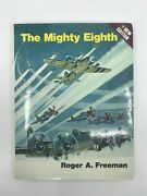 3 Book Set 1 Signed Mighty Eighth Us Air Force Fighter Aces Aircraft History Ww2