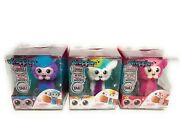 Little Live Wrapples - Una Shora And Princeza Lot Of 3 Gift Set