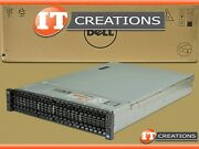 Dell R720xd Server 3.5 Two E5-2603v2 1.80ghz 192gb No Hdd H310