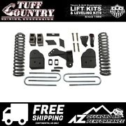 Tuff Country 4 Coil Lift 17-19 Ford F250 F350 Diesel Engine 24995