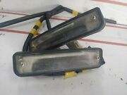 94-97 Accord Trunk License Plate Lights + Harness Plugs Cd5 Cd7 Oem Pair