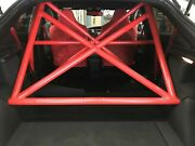 Honda Civic Fk2 Half Cage Track Car Safety Device Roll Cage