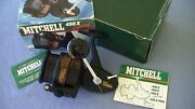 Rare Vintage Mitchell 498x Casting Spinning Reel - Tounament Casting Spool- Nos